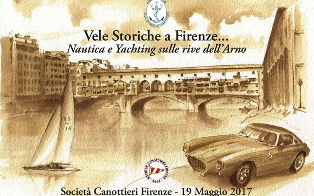 Le Vele Storiche al Circolo Canottieri di Firenze