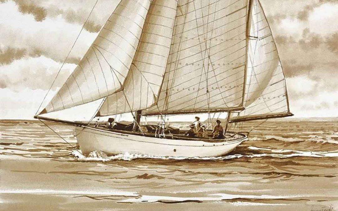 Il raduno che chiuderà la stagione 2017 delle barche d'epoca