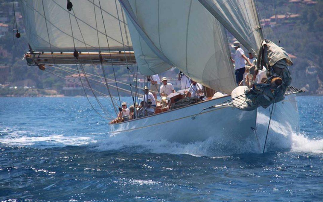 Nasce il 1° Trofeo Artiglio per vele d'epoca e storiche