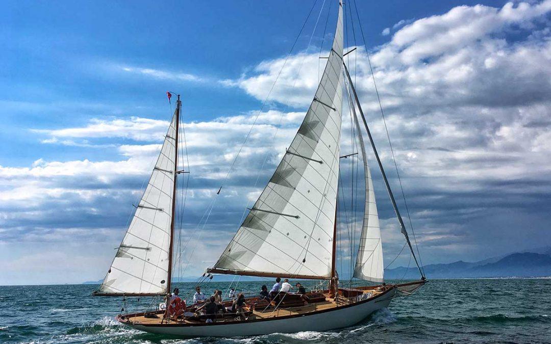 Classic Boat Awards 2019: Barbara tra le nominate