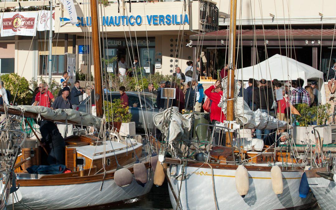 Heritage Yachting: 11 vele storiche al Versilia Yachting Rendez-vous